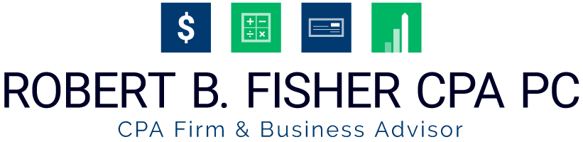 Robert B. Fisher CPA PC Logo